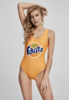 Ladies Fanta Logo Swimsuit