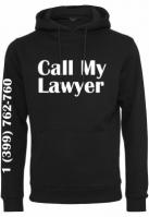 Call My Lawyer Hoody