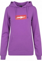 Ladies Inbox Hoody