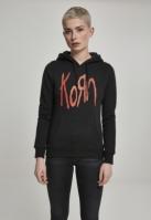 Ladies Korn Logo Hoody