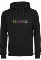 Sickomode Embroidery Hoody