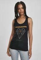 Ladies Rammstein Diamant Tanktop