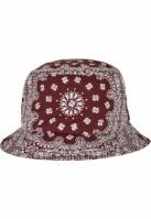 Bandana Print Bucket Hat