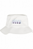 Miami Vice Logo Bucket Hat