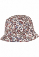 Flower Pattern Bucket Hat