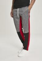 Color Block Marled Track Pants