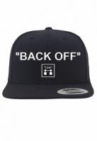 Back Off Snapback