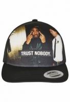Tupac Trust Nobody Retro Trucker