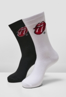 Rolling Stones Tongue Socks 2-Pack