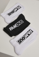 Famous Socks 3-Pack