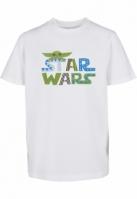 Kids Star Wars Colorful Logo Tee