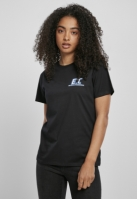 Ladies E.T. Logo And Space Tee