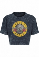 Ladies Guns n Roses Oversize Tee