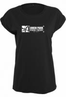 Ladies Linkin Park Anniversary Sign Tee