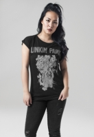 Ladies Linkin Park Eye Guts Tee