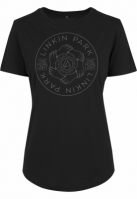 Ladies Linkin Park Hex Circle Box Tee
