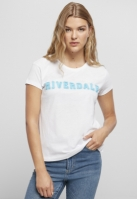 Ladies Riverdale Logo Tee
