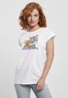 Ladies Tom & Jerry Pose Tee